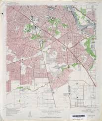 Park County Map Server Old Houston Maps Houston Past