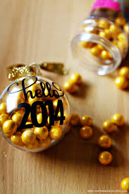 craft tutorial new year s ornament favors see