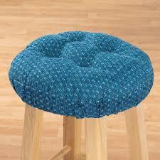 raindrop bar stool cushions bar stool cushion covers round