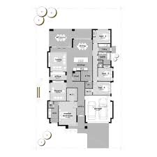 Yorkdale Floor Plan Verve Home Design Plans Ballarat Geelong