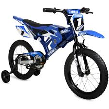 motocross bikes for sale ebay 16 inch blue yamaha motocross bike bicycle child u0027s boys bmx with