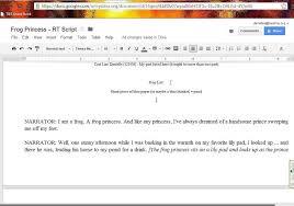 reader u0027s theater narrative script