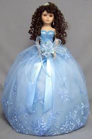 quinceanera dolls quinceanera porcelain doll 16 baby blue usa