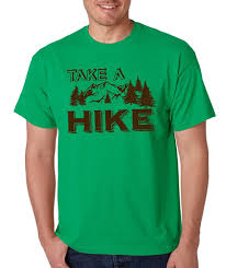 Zulily Clothes And Shoes Amazon Com Signaturetshirts Men U0027s Take A Hike T Shirt Clothing