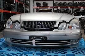 lexus jdm jdm toyota aristo lexus gs300 gs400 jzs161 front nose cut