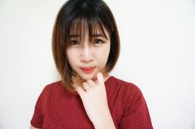 korean short hairstyles with bangs korean short haircut with bangs