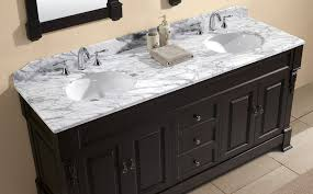 abodo 72 inch transitional bathroom vanity espresso finish