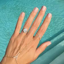 diamond x ring gemstone pear diamond trio stud ring concierge