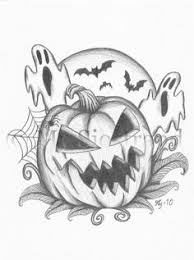 drawings of halloween pictures u2013 fun for christmas