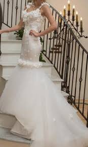 pnina tornai 4253 serial32813511 3 500 size 6 used wedding