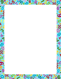 Free Halloween Borders And Frames Math Border 2 Math Border Free Cliparts That You Can Download To