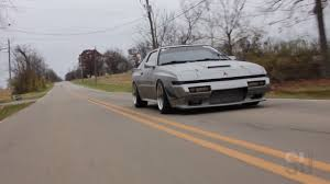 mitsubishi starion ls swap spooledup tv presents mikie sorrell u0027s 1jz starion youtube