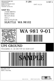printable job application for ups ups shipping label template word how to print live shipping labels