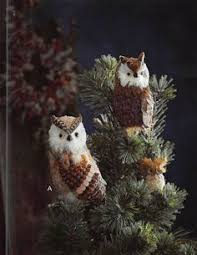 roost fox felt ornaments ornament and