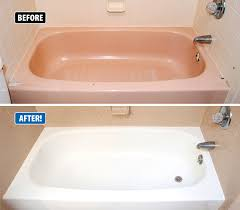 this bathtub was outdated chipped and very difficult to clean