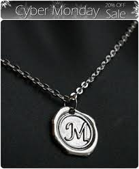Mens Personalized Jewelry Monogram Necklace Initial Jewelry Personalized Necklace Men U0027s