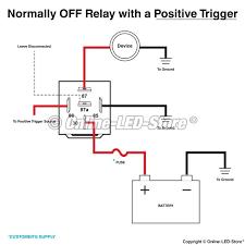 3 pole relay wiring diagram wiring diagram byblank