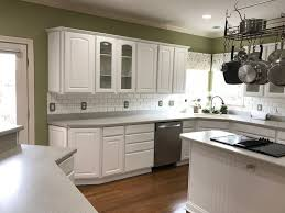 Refinishing Kitchen Cabinets White Cabinet Refinishing Kitchen Cabinet Painters Grants Painting