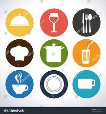 kitchen design over white background vector stock vector 218341759
