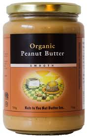 cuisine 750g nuts to you nut butter inc organic peanut butter smooth 750g