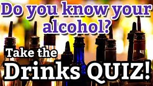 what cocktail should i drink quiz popular quiz do you know your alcohol youtube