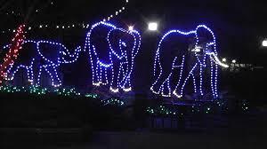 holiday lights st louis u s bank wild lights news release saint louis zoo