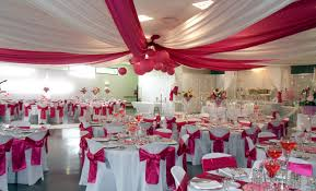 d coration mariage nos décorations de salles de mariage en images