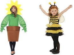 Sunflower Halloween Costume 10 Mother Daughter Halloween Costumes
