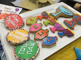 hanukkah cookies hanukkah desserts on canada am reisman