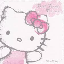 birthday card hello kitty cute party themes inspiration