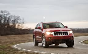 jeep driving away 2011 jeep grand cherokee v6 laredo 4x4 40 000 mile test u2013 review
