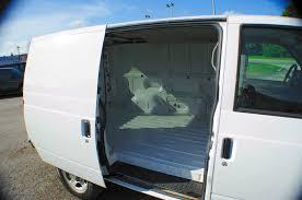 2005 chevrolet astro white used commercial work van sale