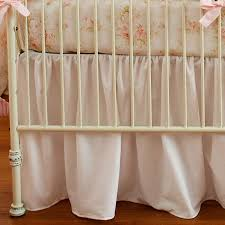 amazon com carousel designs shabby chenille crib bumper baby