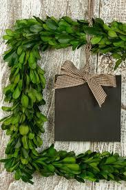 preserved boxwood wreath 8 5 preserved boxwood wreath blackboard
