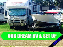 our new dream rv arrived agnes waters u0026 1770 youtube