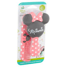 disney baby minnie mouse brush comb walmart