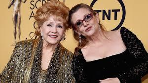 Debbie Reynolds by Debbie Reynolds And Carrie Fisher U0027s Powerful Bond Looking Back At