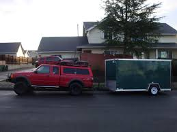 towing with ford ranger moving with a u haul trailer ranger forums the ford
