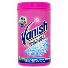 Vanish Oxi Powerspray Carpet And Upholstery Stain Remover Vanish Oxi Act Stain Remover 1 5kg From Ocado