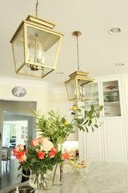 Lantern Kitchen Lighting by Federal Hanging Lantern 3 Light Hanging Lanterns Federal And