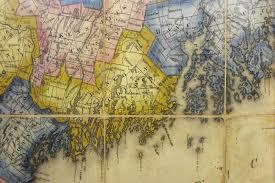 map of camden maine the historical atlas of maine book talk in camden penbay pilot