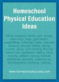 online pe class high school pe ideas for homeschool high school homeschool p e physical