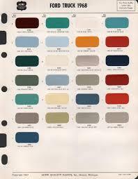 ford interior color code location brokeasshome com