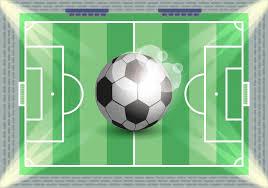 soccer field free vector art 2547 free downloads