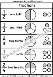 fraction circles free printable worksheets u2013 worksheetfun