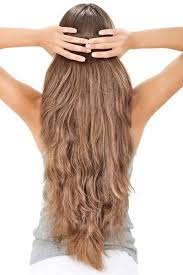 how to cut hair straight across in back man women hairstyles haircuts long wavy hair straight across back