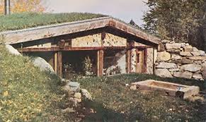 the log end cave an earth sheltered cordwood house green homes