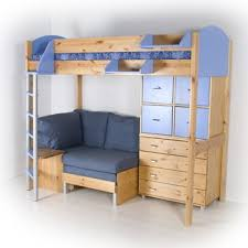 Bunk Beds With Dresser Dresser Seating Area Loft Bed Ideas For The Rooms