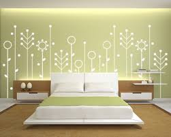 wall designs decorating walls with paint home design pictures simple bedroom wall