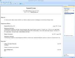 Resume Online Free Download by Sweet Looking Resume Maker 11 Online Software Free Download